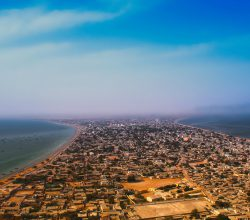 Gwadar Arial view