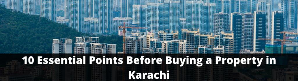 real estate in karachi